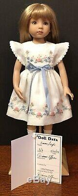13 Emma Leigh Little Darling #1 Hand Painted by Dianna Effner New In Box LE 3/6