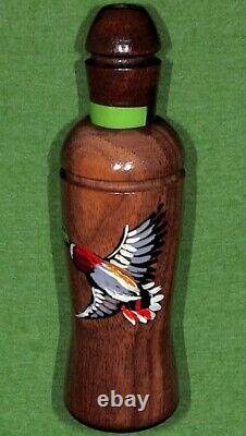 Abercrombie & Fitch Mallardtone Hand-Painted Double Reed Duck Call (New in Box!)
