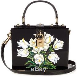 dcba01e9ae0d Dolce   Gabbana Hand Painted Wood Box Bag Sold Out