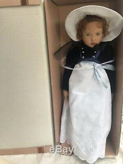 EXTREMELY RARE VIRGINIA VINYL DOLL KISH & COMPANY WithBOX Jefferson Memorial