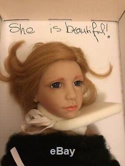 GOTZ Doll MariLuna hand painted by Philip Heath Limited Edition 32/200