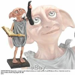 Harry Potter Dobby House Elf Collectors Sculpture Boxed Hand Painted Figurine