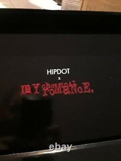 Hip Dot x My Chemical Romance MCR Limited Edition Collector Box Set in hand New