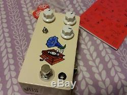 JHS Morning Glory Overdrive Hand Painted with Original Box and Candy