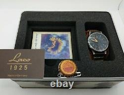 Men's LACO 862143 RAD-AUX Limited Edition Hand Aged Automatic Watch (139/143)