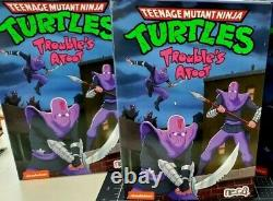NECA TMNT Ultimate Foot Soldier 7 Troubles Afoot 2021 In Hand Now 2x