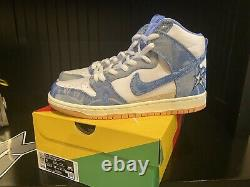 Nike Dunk High Carpet Friends And Family Special Box / Packaging DS Sz9 In Hand