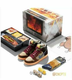 Nike Dunk High SB Concepts Turdunken Special Box Size 10 IN HAND NEW AUTHENTIC