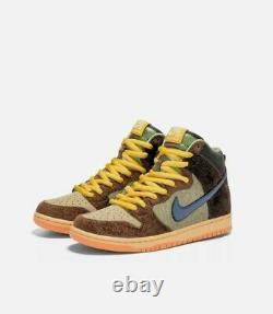 Nike Dunk X Concepts Turdunken Size 7.5 Special Box IN HAND