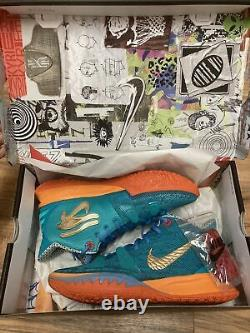 Nike Kyrie 7 x Concepts Horus CT1135-900 Mens Size 10.5 IN HAND! SHIPS TODAY
