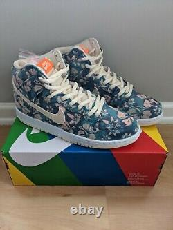 Nike SB Dunk High Hawaii Mens Size 12 Brand New In Box IN HAND SHIPS NEXT DAY