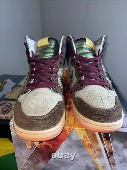 Nike SB Dunk High Pro x Concepts Turdunken Special Box Size 12 IN-HAND