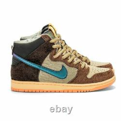 Nike SB Dunk High x Concepts Turdunken Special Box Size 9 IN HAND