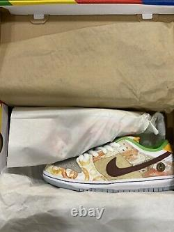 Nike SB Dunk Low Street Hawker (2021) In Hand- Brand new- In Box- Size 7 DS
