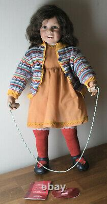 Sissel Skille doll Vilde from the Götz 2014 collection, number 62 of 150