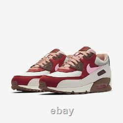 Size 12 Men's Nike Air Max 90 NRG Bacon 2021 New with Box IN HAND CU1816-100